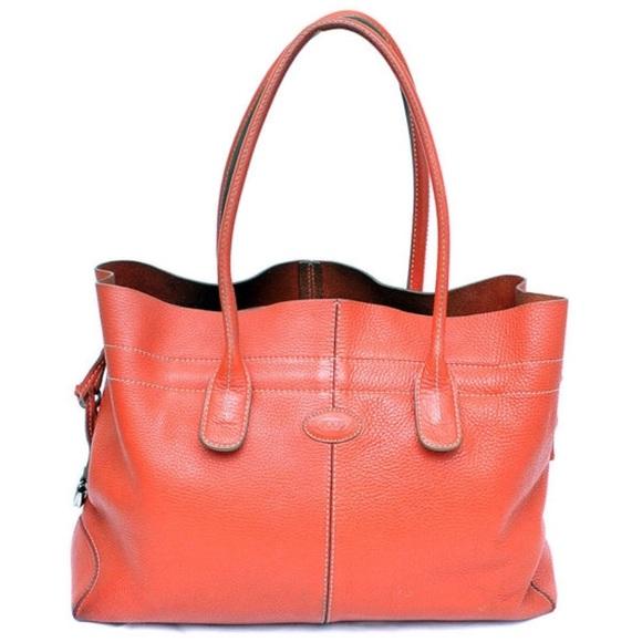 Tod's Handbags - Tod's D-Bag 2005 - DAMAGED